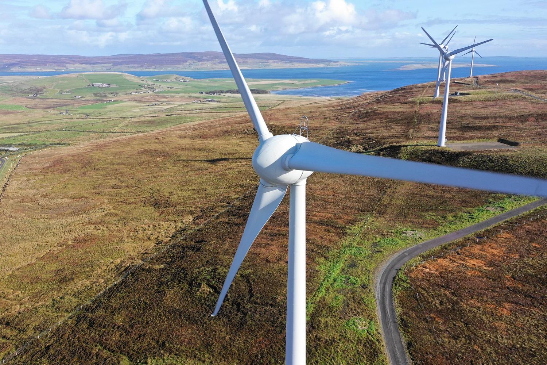 Orkney Islands renewable energy
