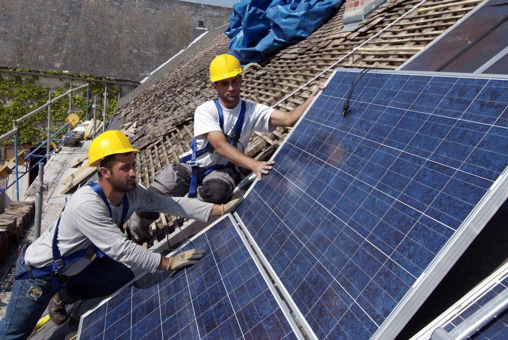 Renewable energy employment